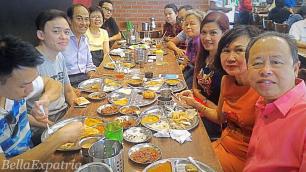 CNY family brunch