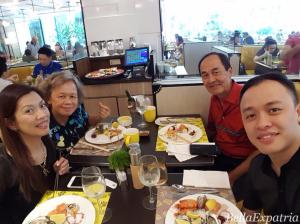 Lemon Garden family brunch_wm