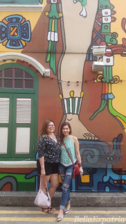 Haji Lane_Bella with the Bestie_wm