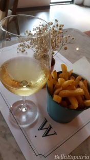 williams truffle fries