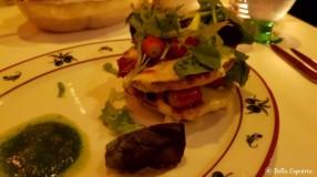 Villa Danieli mushroom salad